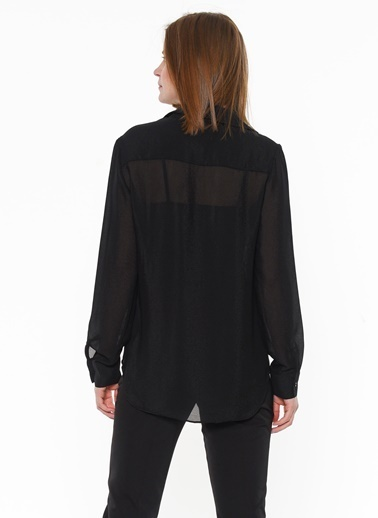 Beymen Studio Bluz Siyah